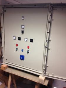 armoires industrielles